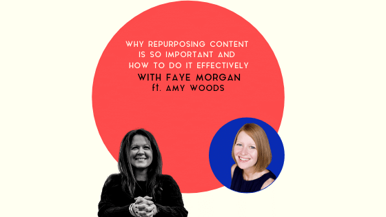 Amy Wood Repurposing Content
